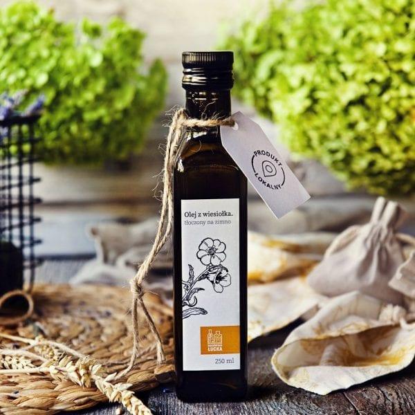 Olej naturalny z wiesiołka